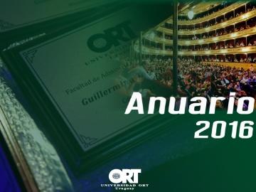 Anuario 2016 - Universidad ORT Uruguay