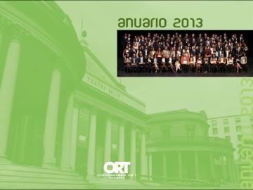 Anuario 2013 - Universidad ORT Uruguay