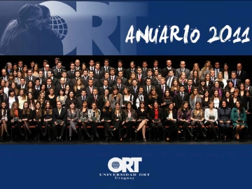 Anuario 2011 - Universidad ORT Uruguay