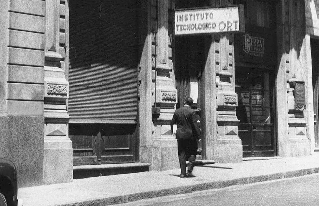 Historia de la Universidad ORT Uruguay